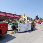 St. Paul Lutheran in a parade